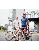 Women's  Cycling Jersey URBAN Blue