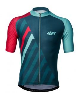 Men's Cycling Jersey SPRINT Ocean Blue