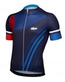 Men's Cycling Jersey GALLOP Royal Blue