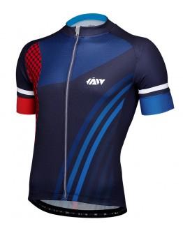 Men's Cycling Jersey GALLOP Royal Blue