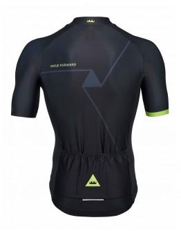 Men's  Cycling Jersey PRIME Obsidian Black