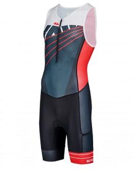 Men's Tri Suit RADIANT Red
