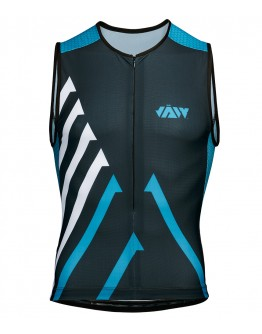 Men's Tri Singlet SPRINT BLUE