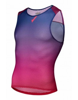 Men's Cycling Base Layer JAW Reddish Blue