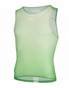 Men's Cycling Base Layer MOVE FORWARD Ombre Green