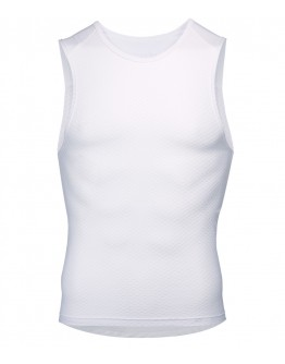 Men's Cycling Base Layer JAW White