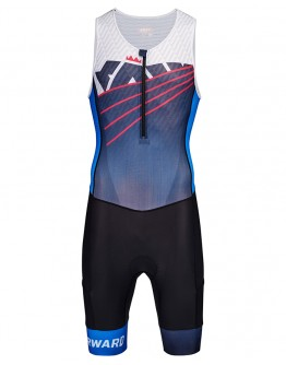 Youth Tri Suit RADIANT Navy