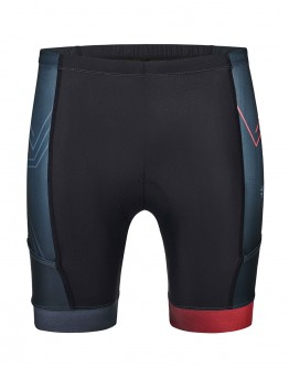 Men's Tri Shorts CIRCUIT Ruby
