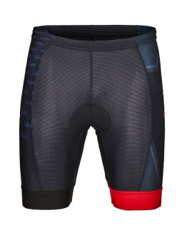Men's Tri Shorts BIG J Black Red