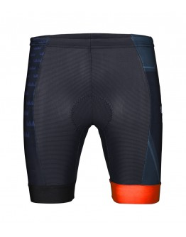 Men's Tri Shorts BIG J Black Orange