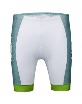 Men's Tri Shorts CRYSTAL White