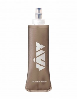 JAW Sports Soft Flask 250ml Gray
