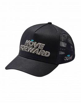 JAW MOVE FORWARD Baseball Cap Black
