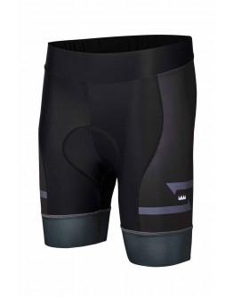 Men's Cycling Shorts HORIZON Metal Gray