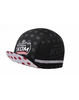 JAW X TAIWAN KOM CHALLENGE Cycling Cap Special Black
