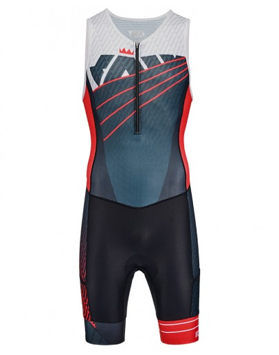 Youth Tri Suit RADIANT Red