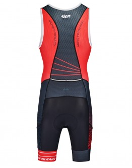 Kid's Tri Suit RADIANT Red