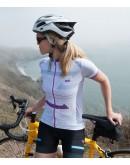 Women's Cycling Jersey HORIZON Violet