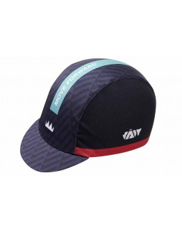 JAW TEAM Cycling Cap Black