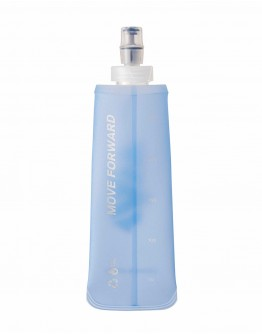 JAW Sports Soft Flask 250ml Blue