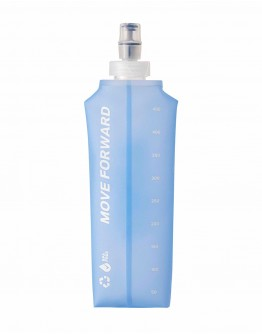 JAW Sports Soft Flask 500ml Blue