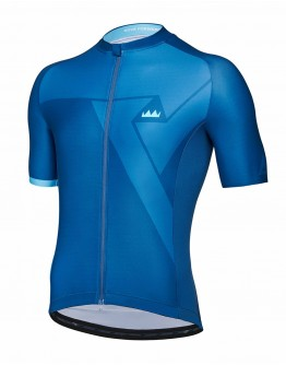 Men's Cycling Jersey PRIME Bright Blue