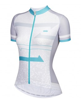 Women's Cycling Jersey HORIZON Lake Blue