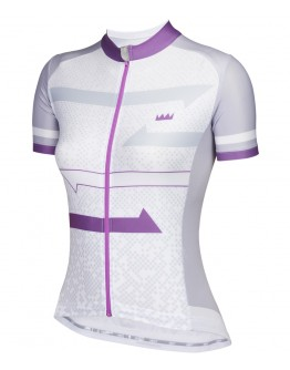 Women's Cycling Jersey HORIZON Violet