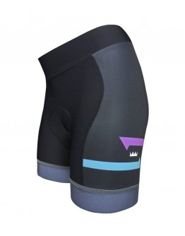 Women's Cycling Shorts HORIZON Purple Blue