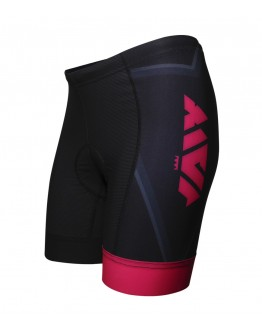 Women's Tri Shorts BIG J Fuchsia
