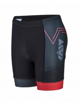 Women's Tri Shorts CIRCUIT Coral