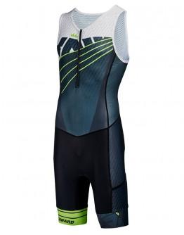 Men's Tri Suit RADIANT Neon Green