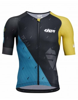 Men's Tri Top JAW TEAM Yellow