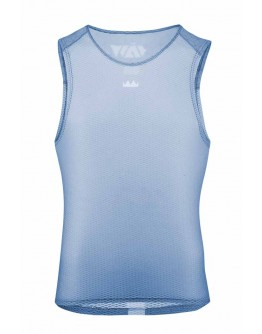 Men's Cycling Base Layer MOVE FORWARD Ombre Blue